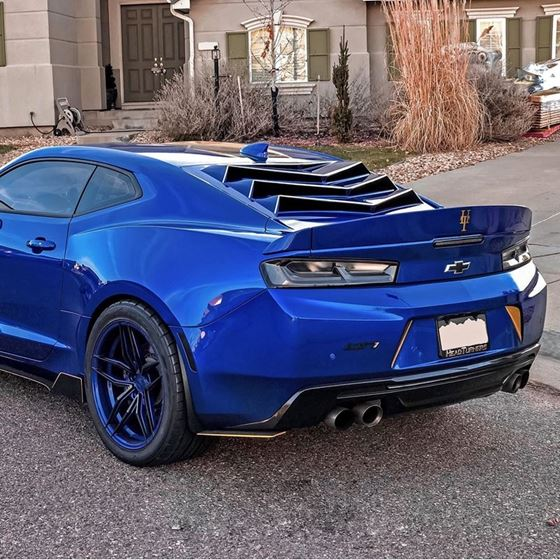 2016-21 CAMARO 6TH GEN BAKKDRAFT COMBO DEAL2